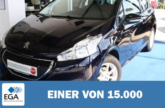 Peugeot 208 1.2 Active SHZG BLUETOOTH PDC GRA ALU
