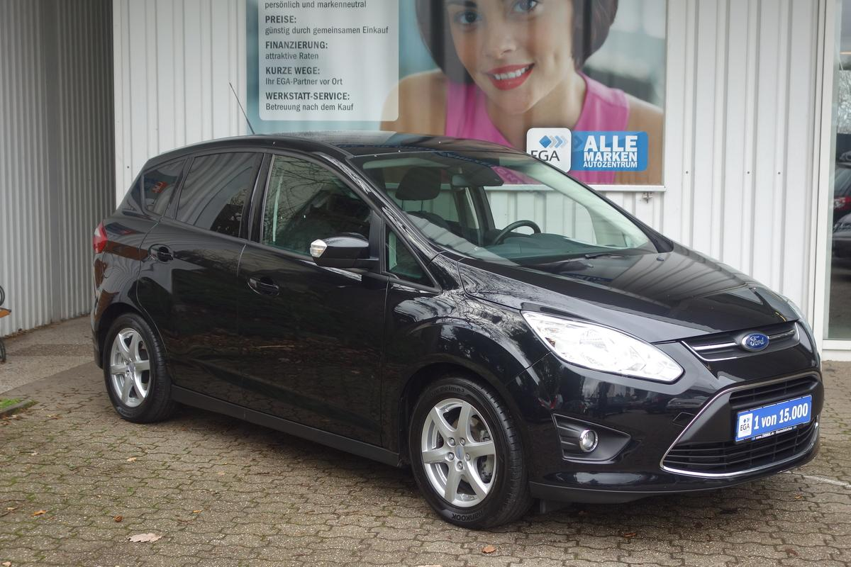Ford C-Max 1,0 ECO BOOST BUSINESS NAVI PDC SHZ BLUETOOTH W-PAKET