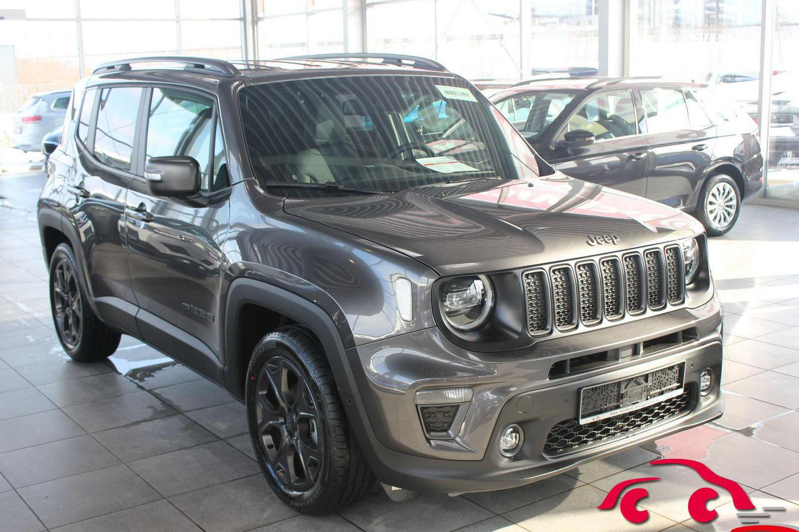 JEEP RENEGADE 1,0 T-GDI 2WD 80TH ANNIVERSARY MJ 2021