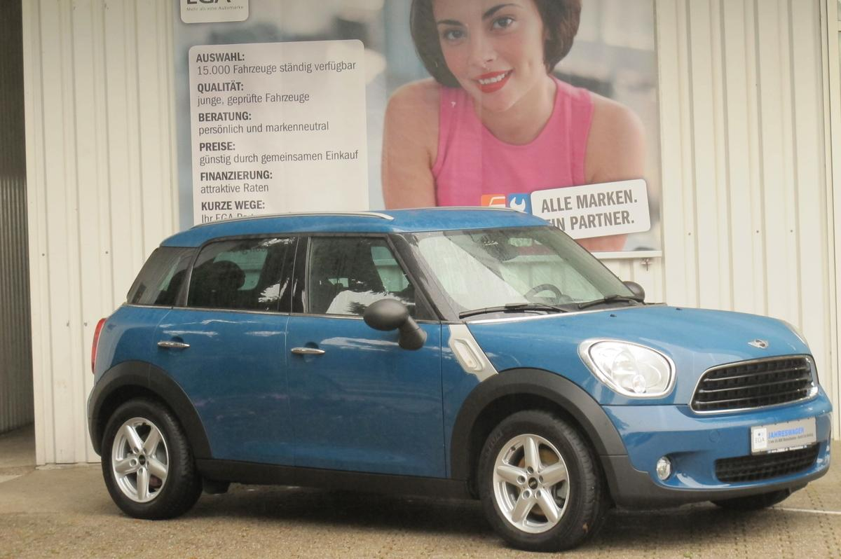 MINI One D Countryman SALT PAKET *ALU 16 ZOLL*CD RADIO*PDC